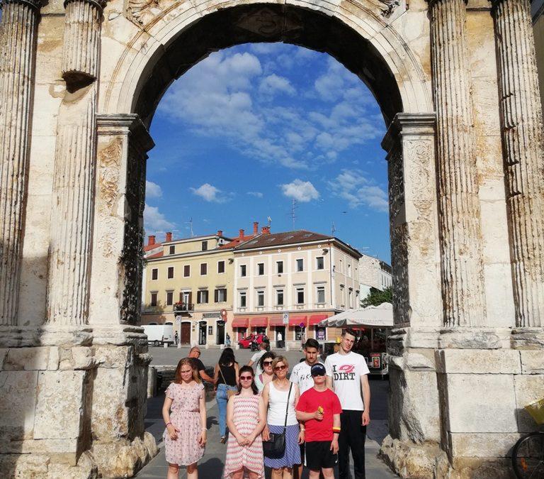 Levana-Schüler wieder in Europa unterwegs